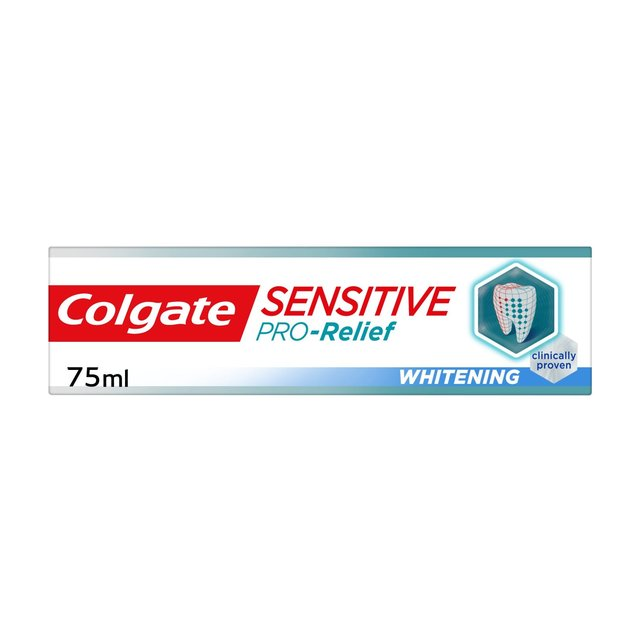 Colgate Sensitive Pro-Relief Whitening Toothpaste