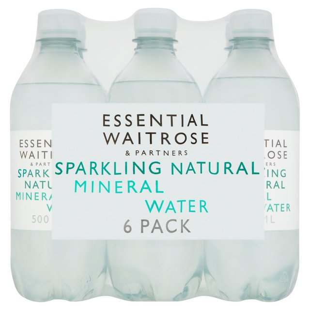 Is Mineral Water Carbonated Naturally