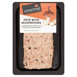 Unearthed Pate with Pork & Wild Mushrooms