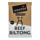 Unearthed Biltong