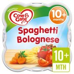 Cow & Gate Spaghetti Bolognese Little Steamed Meal