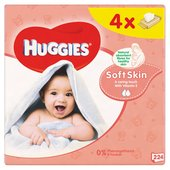 Huggies Soft Skin Wipes