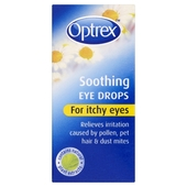 Optrex Soothing Eye Drops for Itchy Eyes