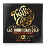 Willie's Cacao Venezuelan Gold Dark Chocolate 72%
