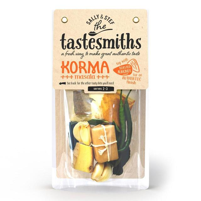 Tastesmiths D.I.Y. Curry Kit Korma Masala