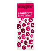 Eager Cranberry Juice Drink