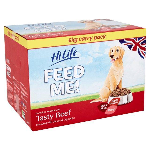Hilife Feed Me Dog Food Reviews