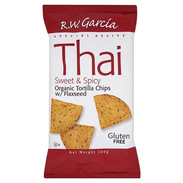 Ocado: Garcia Gluten Free Organic Thai Tortilla Chips 200g(Product ...