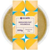 Ocado Reduced Fat Houmous