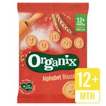 Organix Alphabet Biscuits