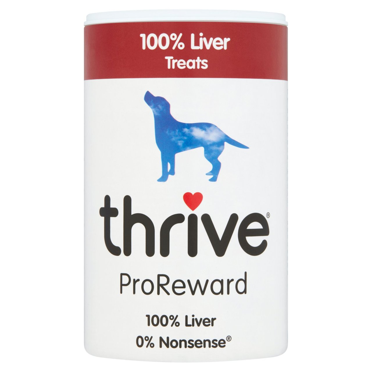 An image of Thrive ProReward 100% Liver Dog Treats