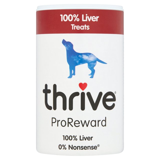 Thrive Liver Dog Treats
