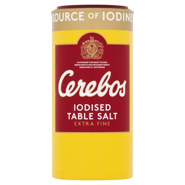 Cerebos Iodised Table Salt