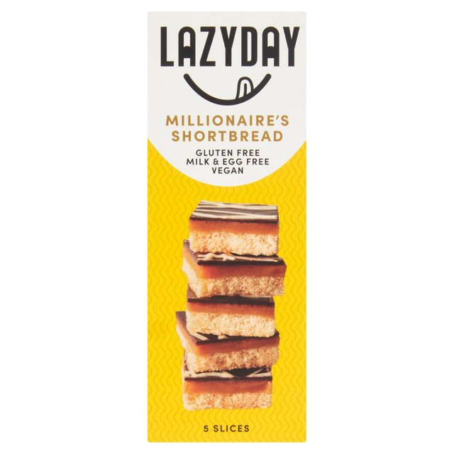Lazy Day Free From Millionaire's Shortbread