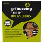 GetBuzzing Nut Free Date & Seed Bars