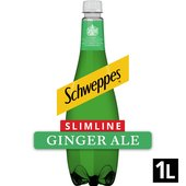 Schweppes Canada Dry Slim Line Ginger Ale