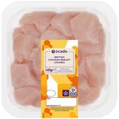 Ocado British Chicken Breast Chunks