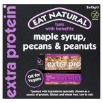 Eat Natural Maple Syrup, Pecans, Peanuts Bars Multipack