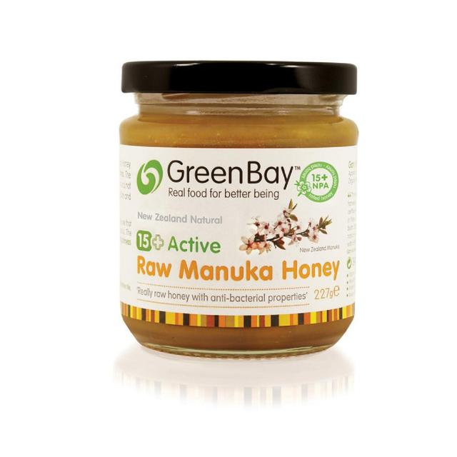 Green Bay RAW Manuka Honey 15+ NPA