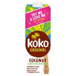 Koko Dairy Free Original + Calcium UHT Milk Alternative