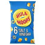 Hula Hoops Salt & Vinegar 24g x