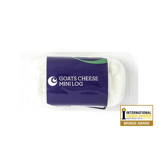 Ocado Mini Goats Cheese Log