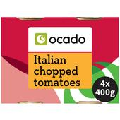 Ocado Italian Chopped Tomatoes