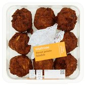 Waitrose World Deli Falafels Sweet Potato