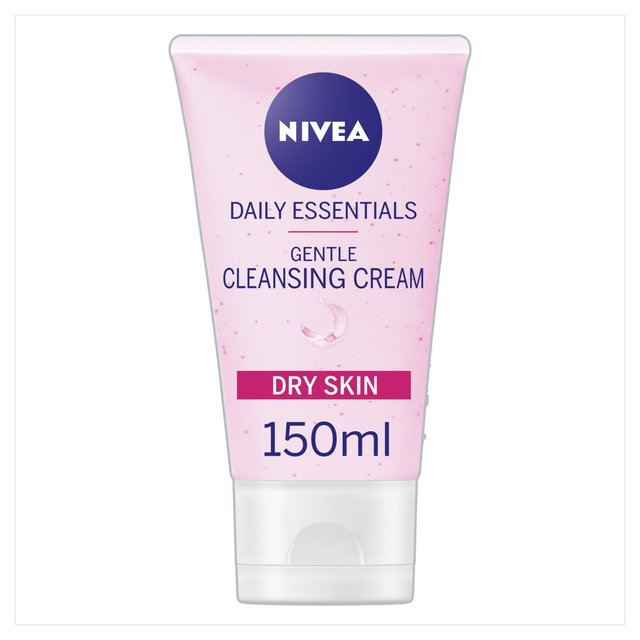 NIVEA Gentle Face Cleansing Cream Wash