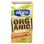 Alpro Longlife Organic Soya Milk Alternative