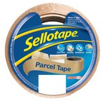 Sellotape Parcel Tape 48mm