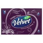 Velvet Facial Larger Tissues