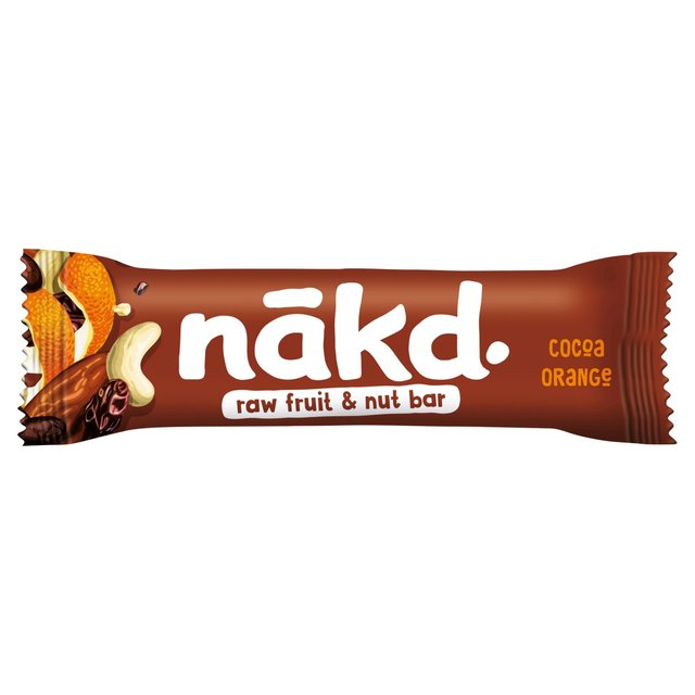 Nakd Free From Cocoa Orange Bar