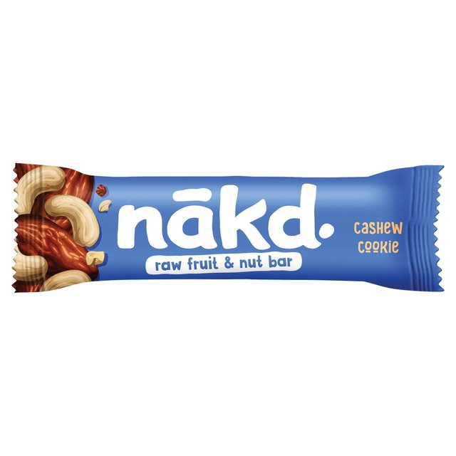 Nakd Free From Cashew Cookie Bar