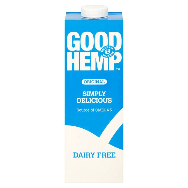 Good Hemp Milk UHT