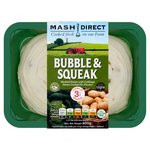 Mash Direct Bubble and Squeak