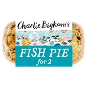 Charlie Bigham's Fish Pie for 2