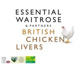 Essential Waitrose Frozen Chicken Livers