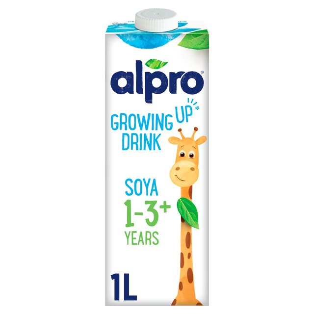 Alpro Longlife Junior 1+ Soya Milk Alternative