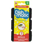 Dishmatic Extra Heavy Duty Refills