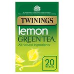 Twinings Lemon Green Tea Bags