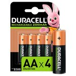 Duracell Recharge Ultra AA Rechargeable Batteries