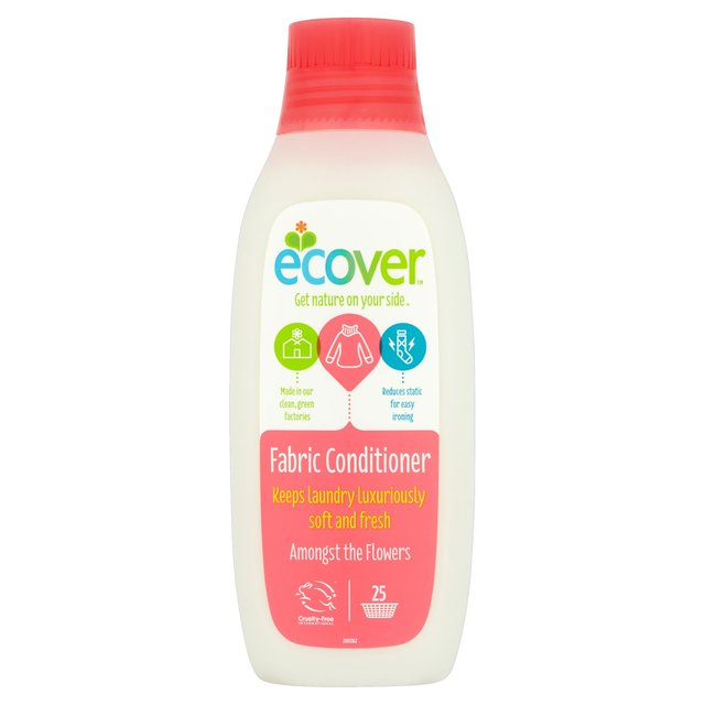 Ecover Fabric Conditioner Amongst the Flowers