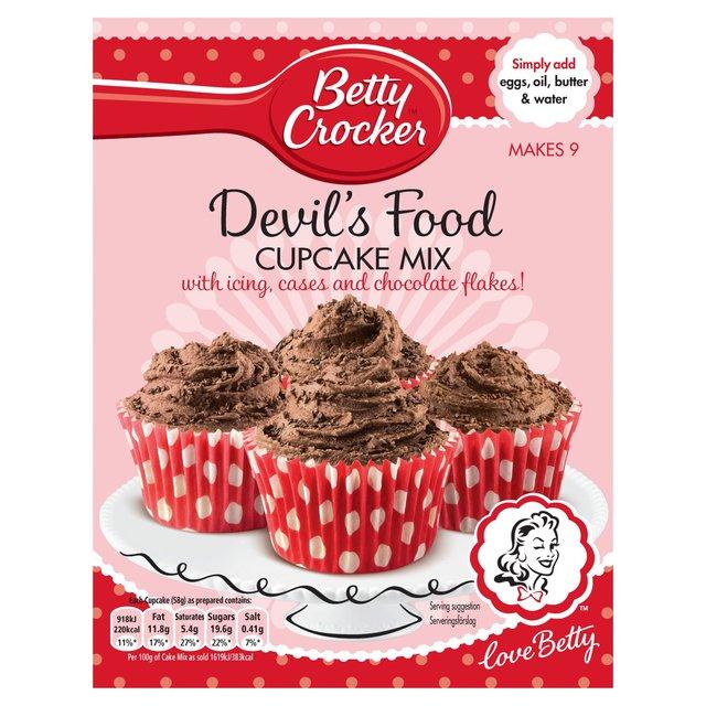 Betty Crocker Devil S Food Cake Calories
