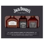 Jack Daniel's Family of Brands Miniatures Pack