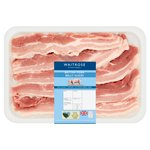 Essential Waitrose Pork Belly Slices