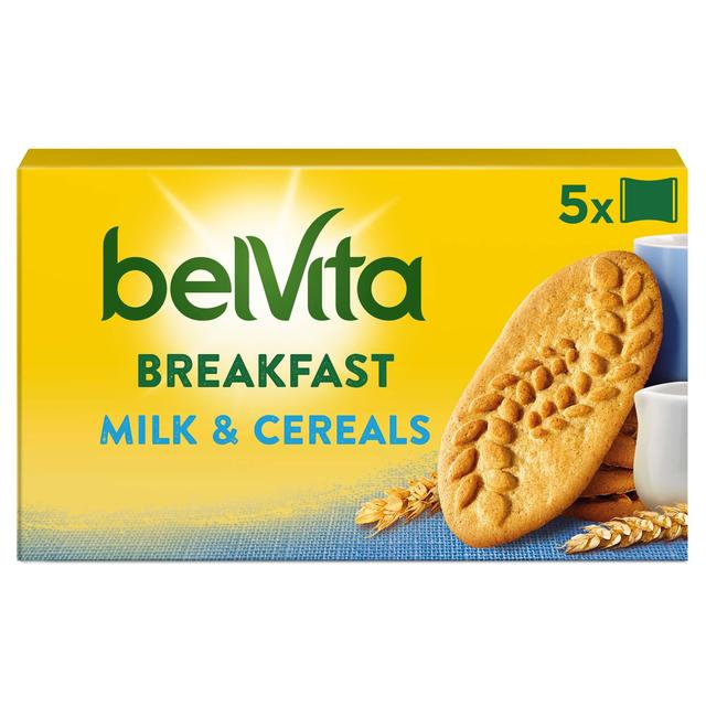 Belvita Milk & Cereal Breakfast Biscuit