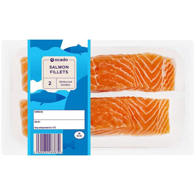 calories in 100g salmon fillet with skin. Black Bedroom Furniture Sets. Home Design Ideas