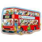 Orchard Toys Big Bus Floor Puzzle 2+