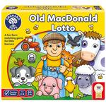 Orchard Toys Old Macdonald Lotto, 2yrs+